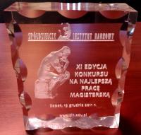 sin-statuetka-za-najlepsza-prace-magisterska-2011-male